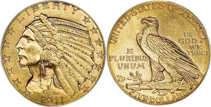 скупаем 5 golden dollars 1908