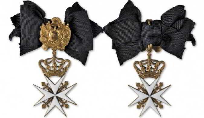 Орден святого Иоанна Иерусалимского покупаем