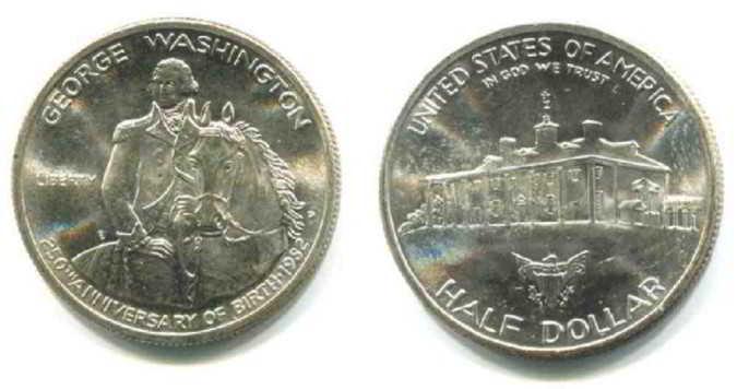 Памятный доллар 1982 скупаем