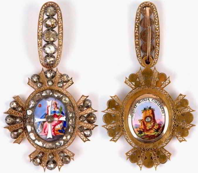 Орден святой Екатерины скупаем