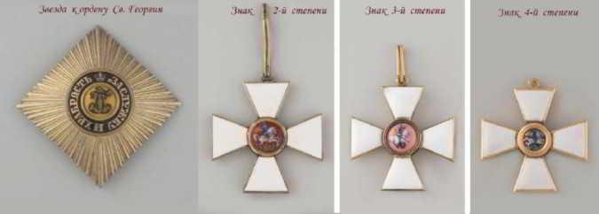 Орден святого Георгия выкупим