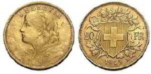 Оценка и покупка золотых и серебряных монет в Николаеве