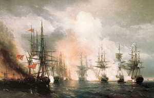 Крымская война Николай 1