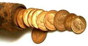 Покупаем золотые и серебряные монеты в Днепродзержинске