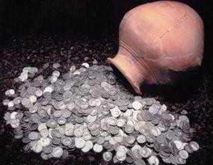 Скупаем серебряные монеты выпущены в эпоху правления Анны Иоановны