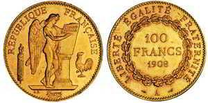 Оценить и продать золотую монету в Харькове