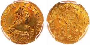 Монета состояния Proof