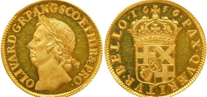 Первая монета качества Proof