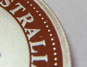 Монета вида Proof-like