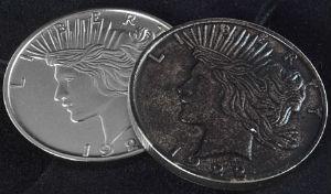Реплика монеты