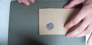 Упаковка монеты для отправки