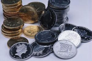 отличаем оригинальную монету от поддельной
