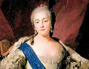Интересные факты о серебряная полтина Елизаветы Петровны