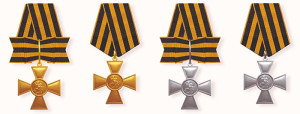 Интересные факты о Георгиевском кресте