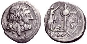 Серебряные монеты Рима Полувикториат