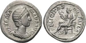 Серебряные монеты Рима Квинарий
