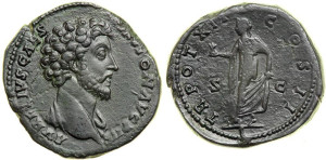 Серебряные монеты Рима Сестреций