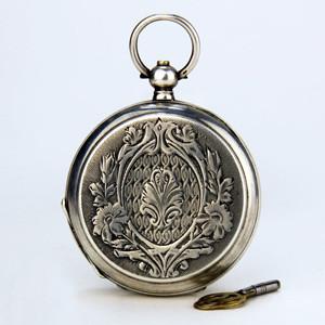 Виды серебряных часов конца 19 – начала 20 века