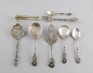 Интересные факты о столовом серебре