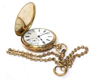 Основные производители антикварных золотых часов