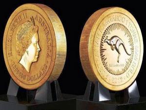 Известные инвестиционные монеты
