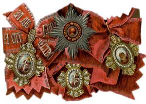 женский «Орден Святой Екатерины»