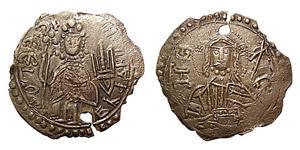 Украшения из монет в Киевской руси