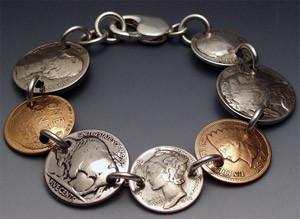 Что необходимо для создания украшения из монет